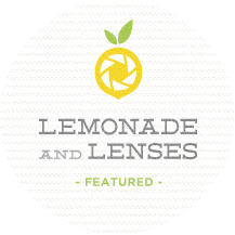Featured on Lemonade and Lenses