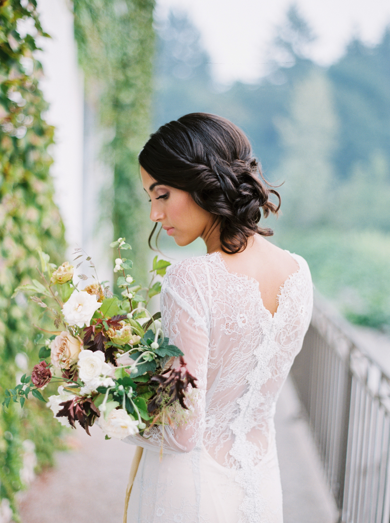 Carlos Hernandez Photography Portland Oregon Wedding Photographer French Monet Vineyards