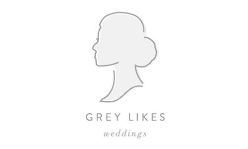 As seen in Grey Likes Weddings
