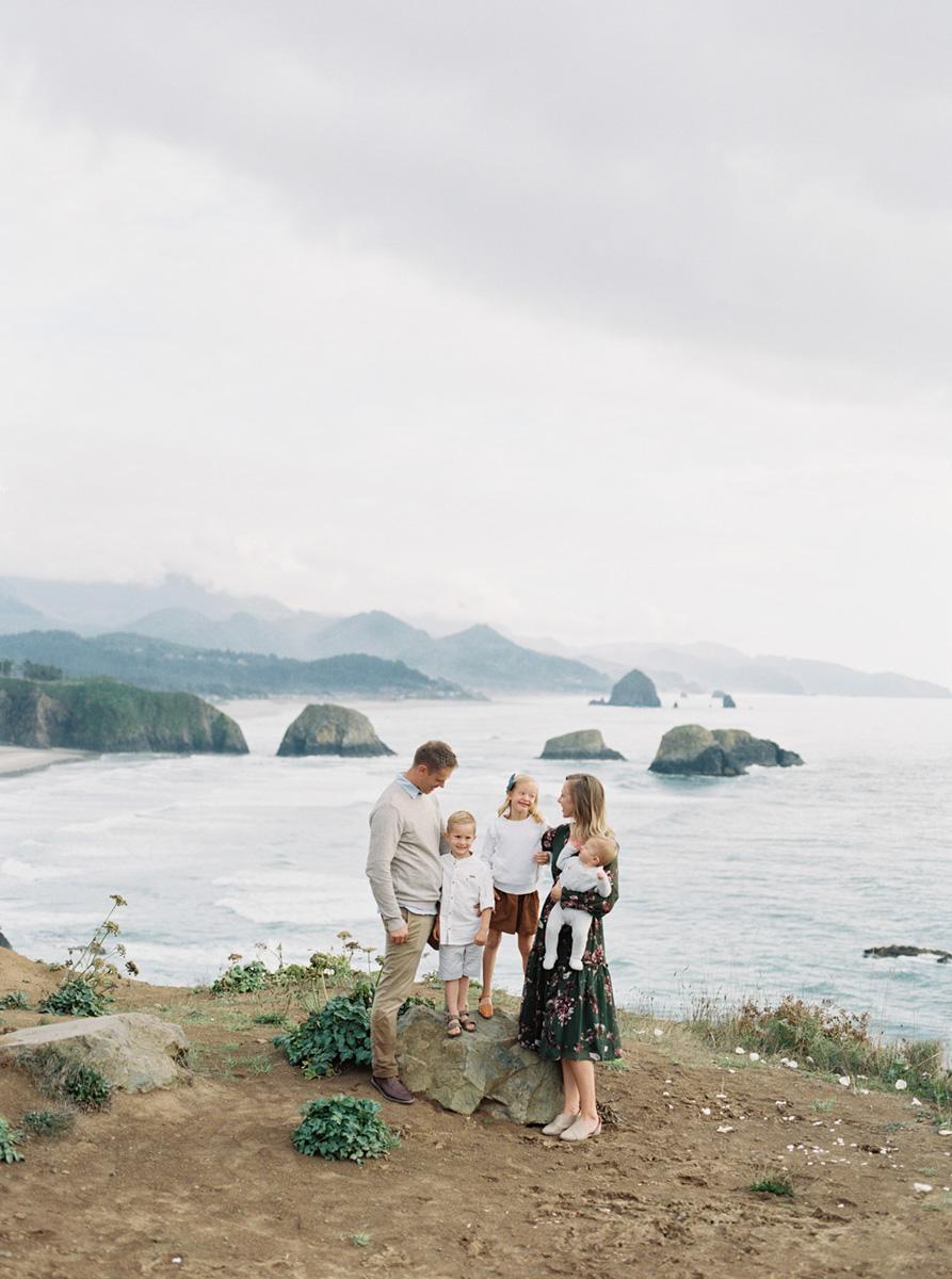 Carlos Hernandez photography Cannon Beach Family Photos Portland Oregon