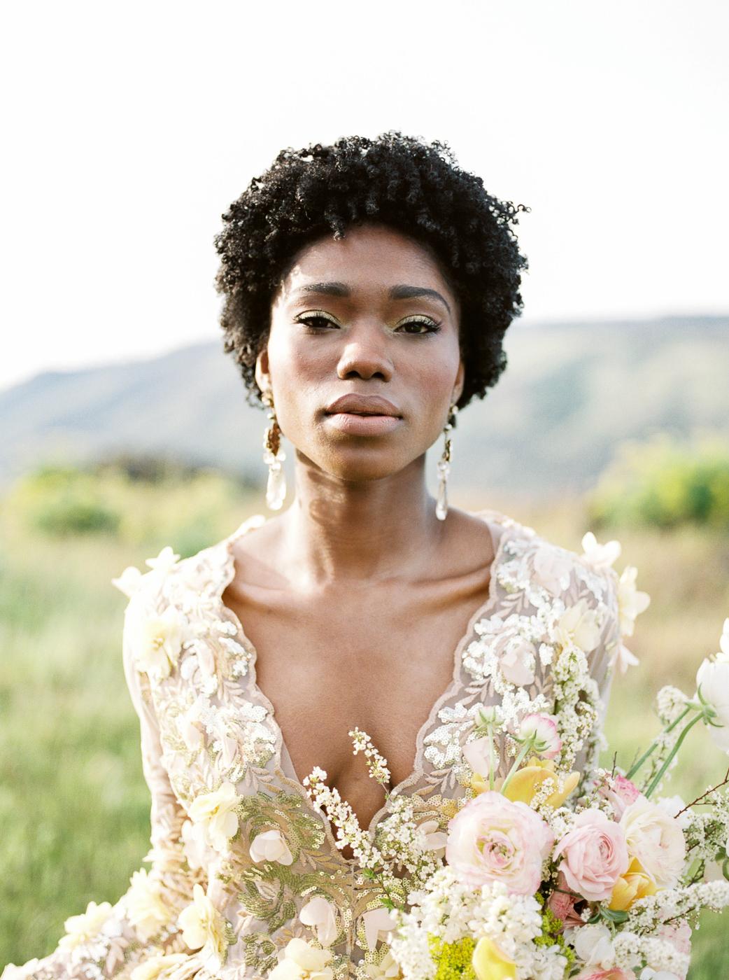 Fine Art Wedding Photographer Hood River Oregon Dress Emily Riggs